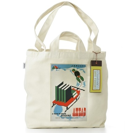 Reading tote