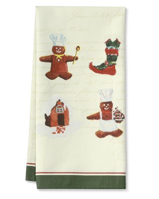 Gbread towel