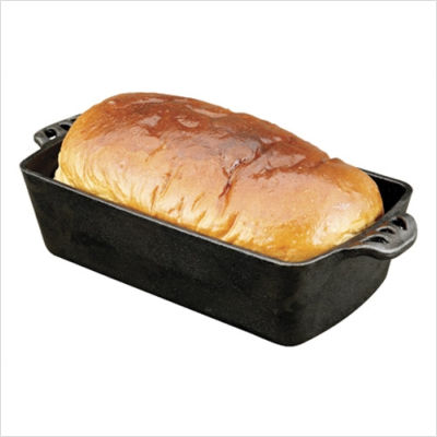 Cast iron bread