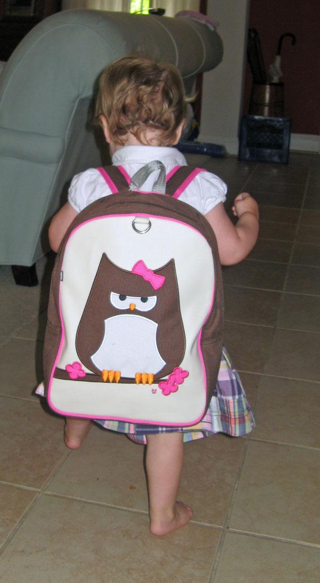 Backpack blog