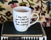 Darcy proposal mug