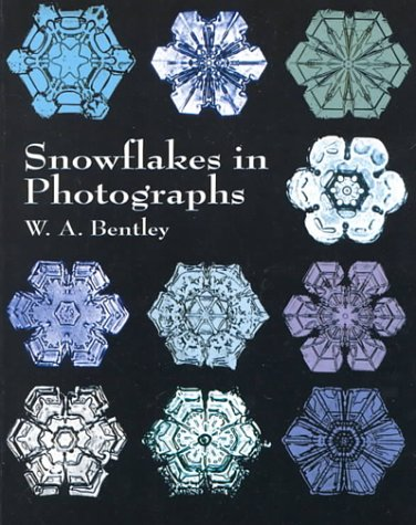 Snowflakes in photgraphs