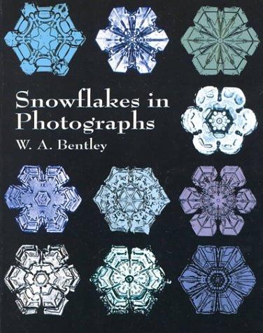 Snowflakes in photgraphs