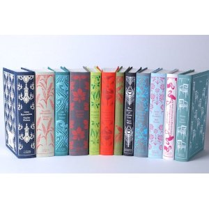 Penguin hardcovers