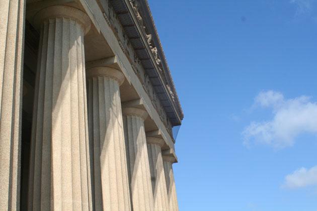 Parthenon blog
