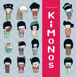 Kokeshi kimons
