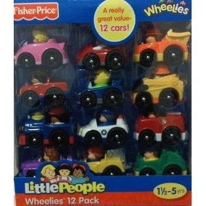 Little people wheelies